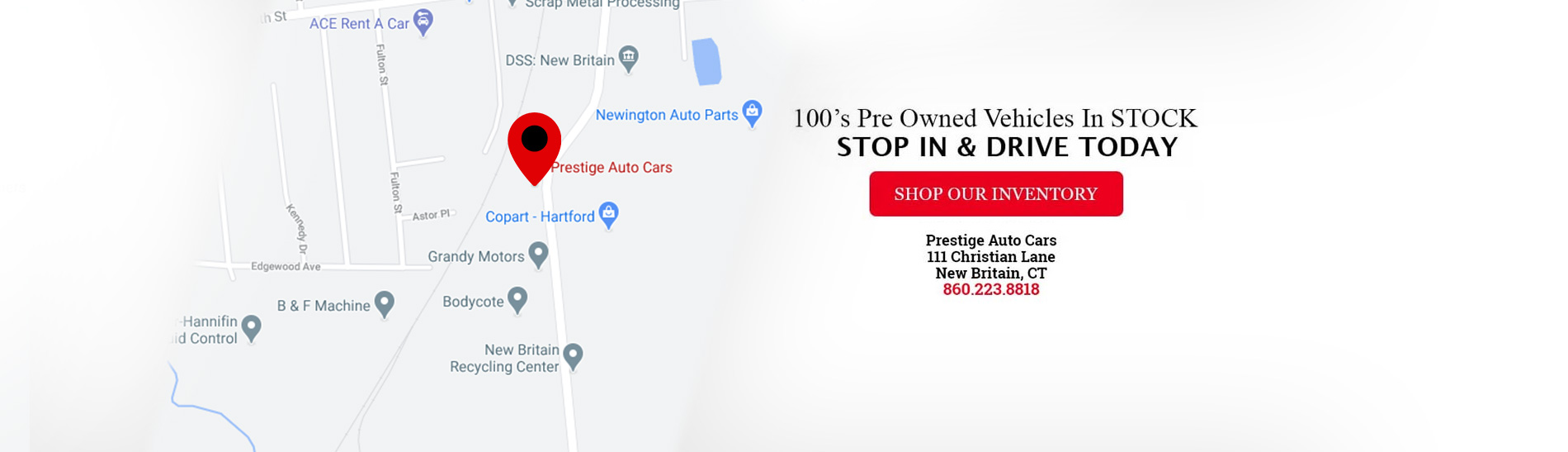 Used cars for sale in New Britain | Prestige Auto Cars LLC. New Britain Connecticut